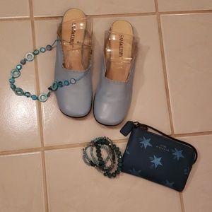 Sam & Abby Summer Sandals, mules